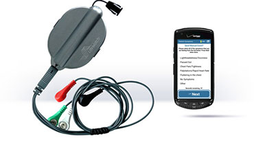 MOBILE CARDIAC TELEMETRY (EVENT RECORDER)